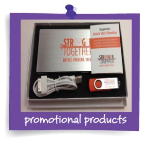 In the Present Promotional Products