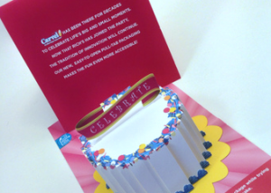 In the Present Print Production|3D Mailer
