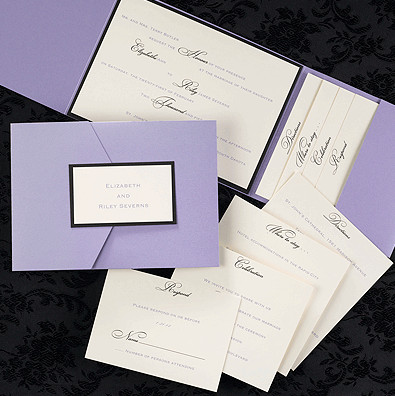 In the Present Stationery & Invites
