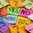 In the Present's Pamela Grossman gives tips on decision making