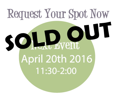 Brianstorm while Networking April Event Sold Out | In the Present Promotional Products Atlanta