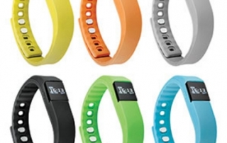 Fitness Tracker with YOUR LOGO | In the Present