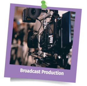 In the Present Broadcast Production TV Radio Corporate Sizzle Web